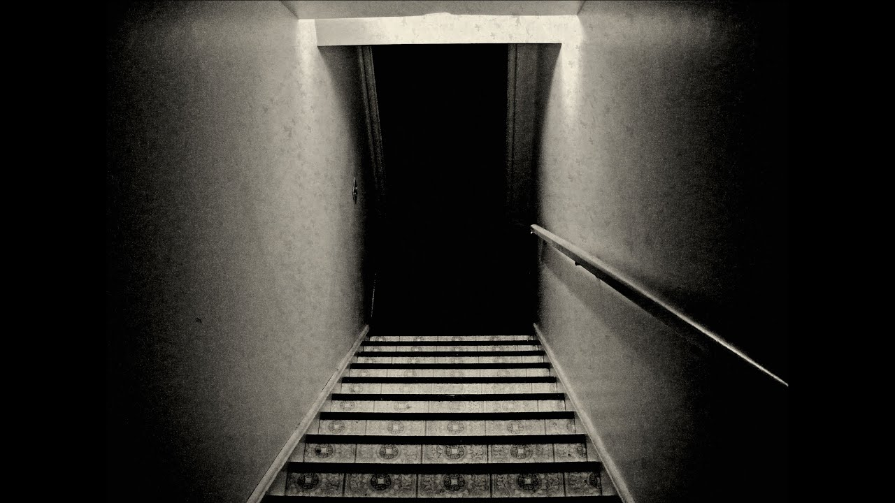 Image result for creepy stairway