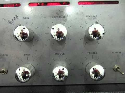 Framus Cobra Guitar Amp All Channel
