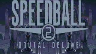 A500 Speedball 2: Brutal Deluxe
