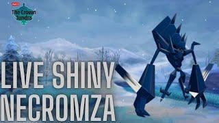 2 SHINIES IN TΗE SAME DEN! LIVE SHINY NECROZMA IN THE CROWN TUNDRA DLC POKEMON SHIELD!