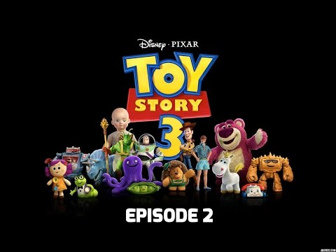 Toy Story 3 EP2: New Aggressive Marketing