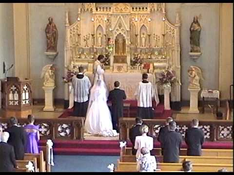 Tridentine Latin Mass Wedding 7