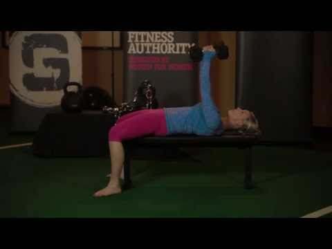 How To Do a Palm In Dumbbell Bench Press