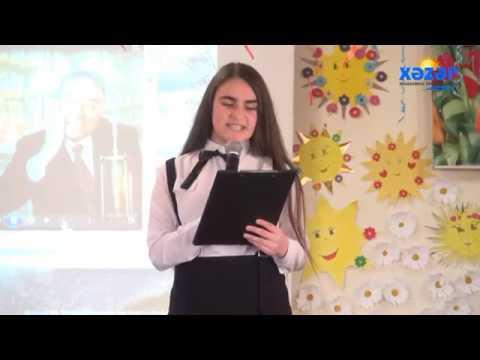 Oxu Günü  tədbiri - oxu gunu tedbiri mekteb 230 məktəb 230 ( 18.04.2019 )