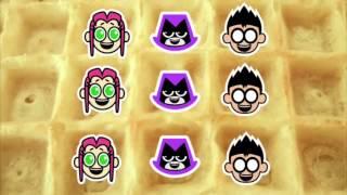 Teen Titans Go Waffle Song Mashup