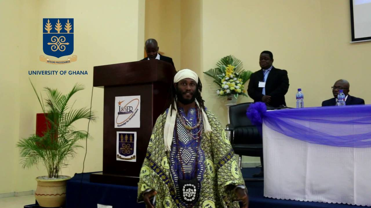 2016 UG Provost Publications Awardee: Dr. Obadele Kambon