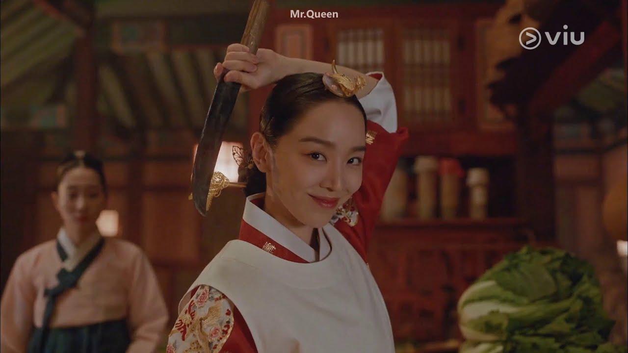 Mr.Queen EP3 [Highlight] เผาปลาจวด | Full EP ดูได้ที่ VIU | เนื้อหาทั้งหมดที่เกี่ยวข้องกับหนัง เกาหลี ทํา อาหารที่ถูกต้องที่สุด