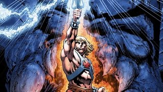 The Art of He-Man and the Masters of the Universe