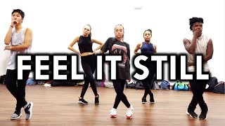 Feel It Still (Portugal. The Man) feat The Outlaws | Brian Friedman Choreography | Millennium OC