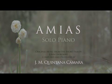 Modern Solo Piano Music, Minimal, Contemporary, Peaceful || AMIAS (Solo Piano Version)