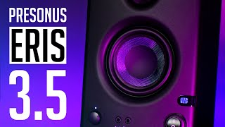 PreSonus Eris 3.5 Review - These Hit