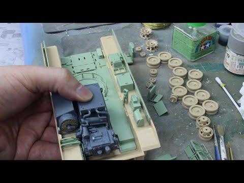 A Bradley Done Badly - Bradley Co-Op Build Part 1