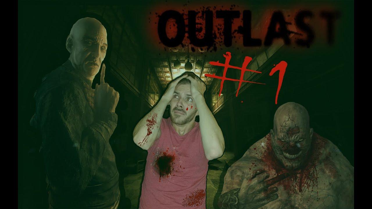 Thriller Thursday - Outlast - Little Piggy - Episode One ... Little Piggy Outlast