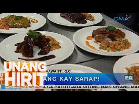 Unang Hirit: Tadyang kay Sarap sa Quezon City