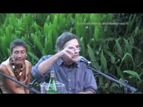 intervento del prof. arch. giacomo ricci - parte1/2