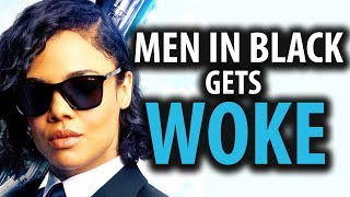 Men in Black Gets Woke, Actress Wants 'Humans in Black'