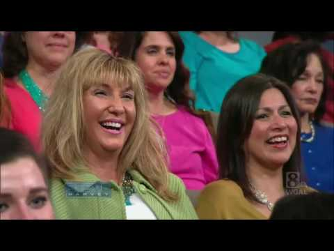 "Steve Harvey Show April 4, 2017 - Catches Up With Sherri Shepherd From ""Trial And Error"""