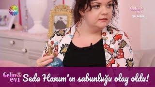 Seda Hanım'ın sabunluğu olay oldu!