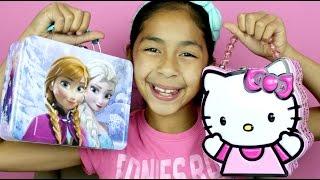Hello Kitty - Frozen Surprise Box Masha and the Bear Kinder Eggs Shopkins & More| B2cutecupcakes