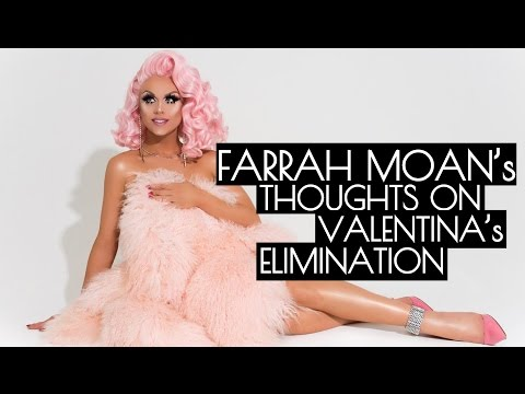 Farrah Moan's thoughts on Valentina's Elimination | ICON ALERT