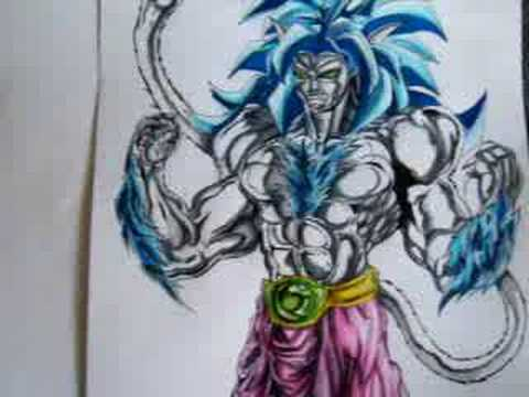 Super saiyan 12 goku youtube - Super sayen 10 ...