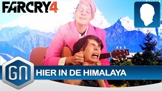 Hier in de Himalaya - Hans Otjes (Far Cry 4 cover)