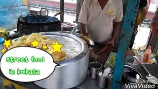 Street food in kolkata,new market, india.part-1