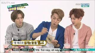 Repeat youtube video [VIETSUB] Weekly Idol with BEAST 140618