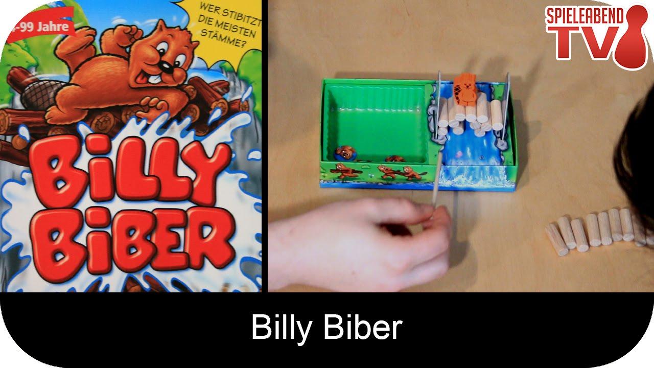 Billy Biber Anleitung
