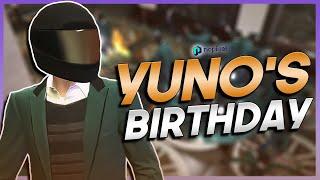 YUNO'S BIRTHDAY VAULT - BEST OF GTA RP #778   NoPixel 3.0 Highlights