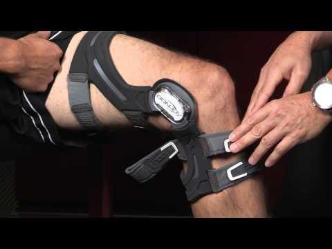 DonJoy A22 Titanium Custom Knee Brace Overview