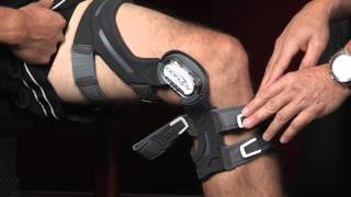 DonJoy A22 Titanium Custom Knee Brace Overview