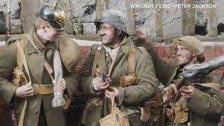 PETER JACKSON: Neuer Film zeigt den Ersten Weltkrieg in Farbe