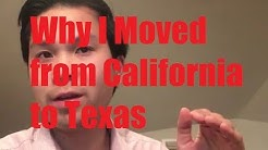 Why I Moved from Liberal California to Conservative Texas (Career, Family, Costs)