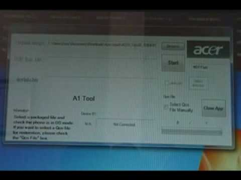 How To - Root the Acer Liquid (www.TheUnlockr.com)