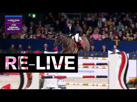 LIVE 🔴 | Jumping - AHT Grand Prix | Amsterdam (NED) | Longines FEI Jumping World Cup™ 2019/20
