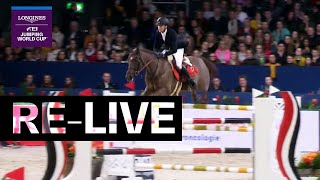 lIVE   Jumping - AHT Grand Prix  Amsterdam (NED)  Longines FEI Jumping World Cup 2019/20
