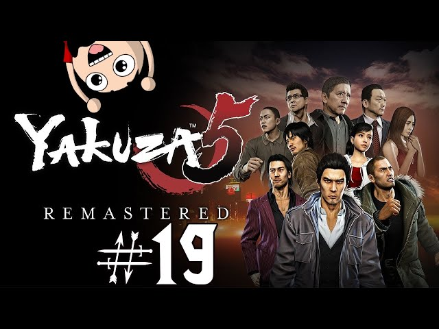 Yakuza 5   Part 19   Accidently Being Awesome   Two Crazy Gamers