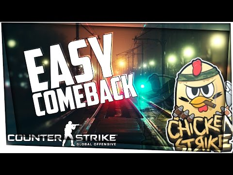 EASY COMEBACK - Counter Strike Global Offensive Matchmaking
