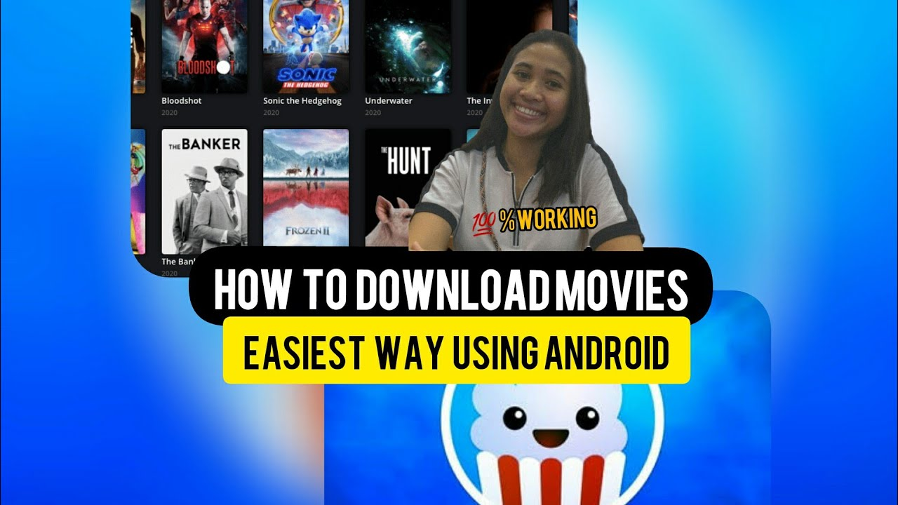 How to download movies using android phone very easy steps/ English movies free download