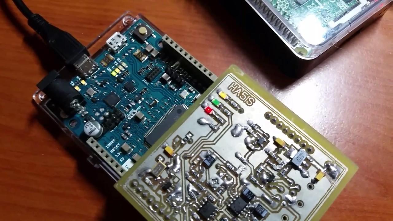 Repeat MMDVM and motorola gm340 test by Száraz István