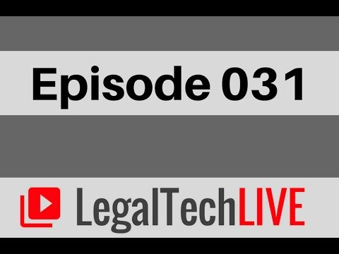 Drones and Drone Law with Mark A. Dombroff, Esq. -  LegalTechLIVE - Episode 031