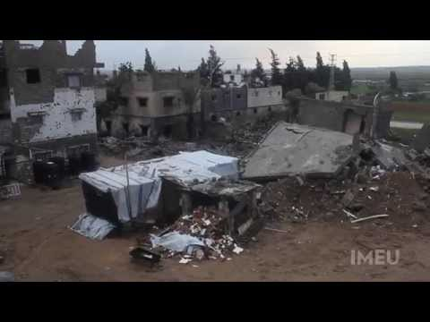 Palestinians in Gaza Brace for Major Storm with Little Protection