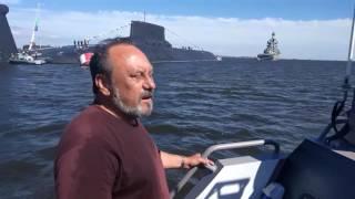 Самая большая подлодка в мире Дмитрий Донской