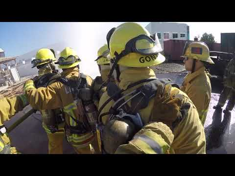 Rio Hondo Fire Academy Class 91