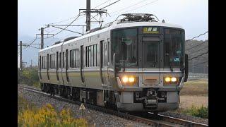 2020/11/07 2536M 普通 223系(F9編成)