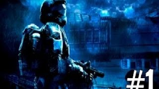 Halo 3: ODST MCC - Gameplay Walkthrough Part 1 (Xbox One) No Commentary