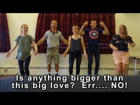 God's Love Is Bigger Than A Burger By Doug Horley - Actions For Church