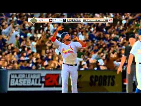 HOFBL 4/17: Cardinals @ Dodgers (Full)