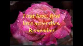 First Love (Lyrics) - Seals & Crofts